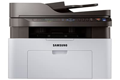 Samsung Xpress SL-M2070FW/XAA Wireless Monochrome Printer with Scanner, Copier and Fax, Amazon Dash Replenishment Enabled