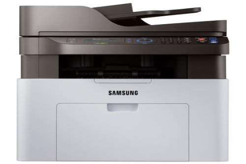 Samsung Xpress M2070FW Wireless Black-and-White All-In-One Laser Printer Black/Gray SL-M2070FW