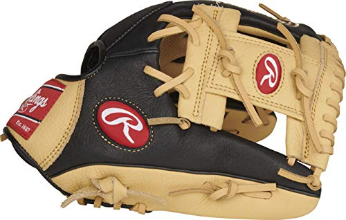 Rawlings Prodigy Series Baseball Glove, Pro I Web, 11.5 inch, Right Hand Throw