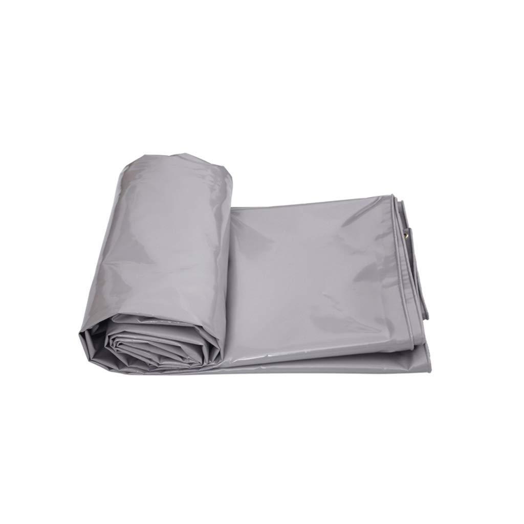 Plane LCSHAN Regenfestes Tuch Haltbares staubdichtes und Wasserdichtes im Freien Sonnenschutz-Plastiktuch (größe : 3  4m)