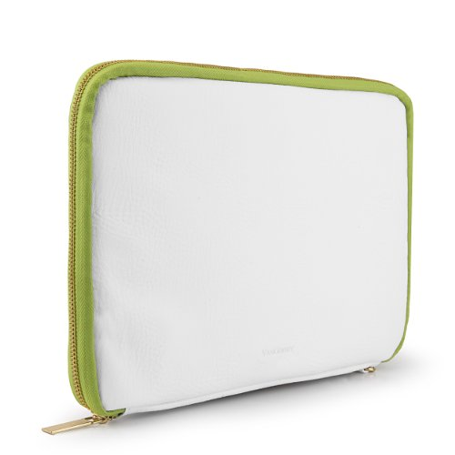 VanGoddy Slim Pearl Lawn PU Leather Sleeve Cover Case for eMatic Tablet PC...