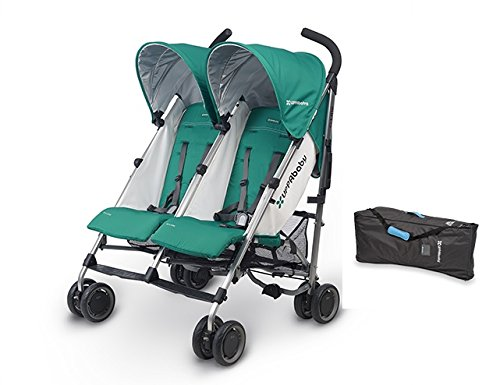 UPPA BABY G-LINK STROLLER WITH TRAVEL BAG (ELLA) by UPPAbaby