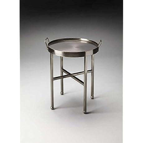 WOYBR 2844330 Side Table Modern