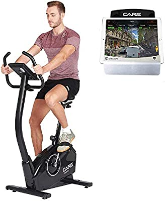 CARE FITNESS – Bicicleta motorizada con Bluetooth CV-530 – 24 ...