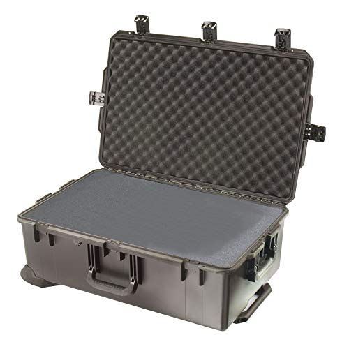 (Waterproof Case (Dry Box) | Pelican Storm iM2950 Case With Foam (Black))