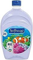 Softsoap Liquid Hand Soap Refill, Aquarium Series, 1.47 L