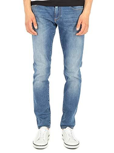 Dolce Jeans Uomo Cotone Blu Gy07ldg8z57s9001 Gabbana amp; xaxqfT7