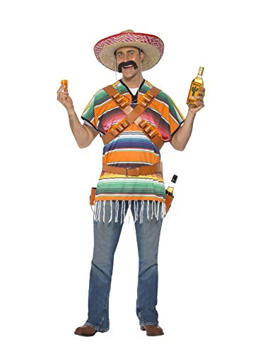 Smiffys Tequila Shooter Guy Costume -