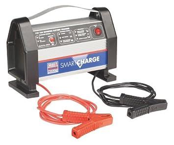 Sealey hfc16 SMARTCHARGE Inversor Cargador de batería 12 V ...