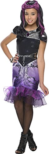 Rubies Ever After High Child Raven Queen Costume, Child (Hollywood Party Outfits)