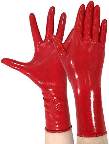 VsvoLatex Latex Rubber Short Gloves