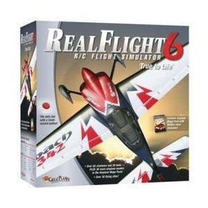 リアルフライト6 飛行機用 RCフライトシミュレーター モード2 メガパック付き REAL FLIGHT6 【並行輸入品】 B00870IYV2