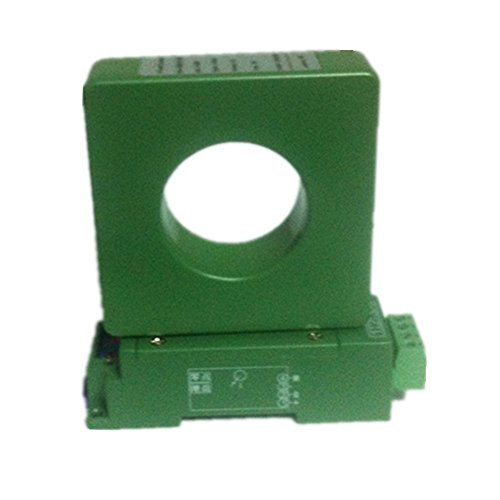 Loulensy AC Current Sensor Transducer Transformer Transmitter 0-500A AC Output 0-10V DC by Loulensy