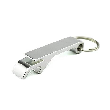 Compra Newin Star Llavero abrebotellas aleación de Aluminio ...