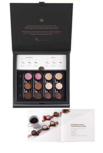 - Neuhaus Belgian Chocolate Coffee & Praline Origin Box