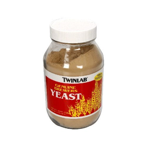 Twinlab Brewers Yeast, 18 Ounce