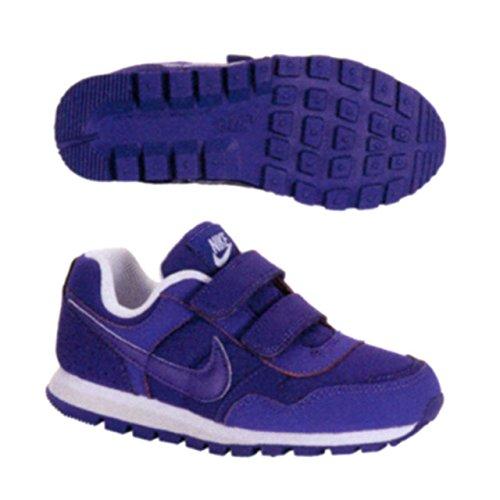 Nike - MD Runner - Farbe: Violett - Größe: 31.5