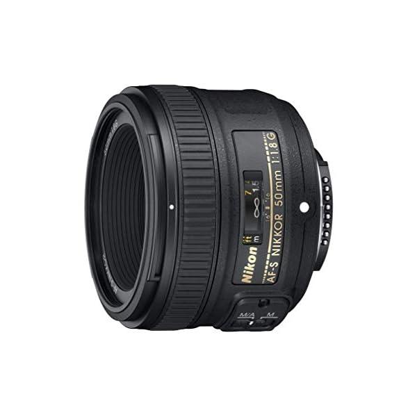 RetinaPix Nikon AF-S Nikkor 50 mm f/1.8G Prime Lens for Nikon DSLR Camera
