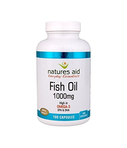 (6 PACK) - N/Aid Fish Oil 1000Mg (Omega 3) Softgels - 50% Free | 270s | 6 PACK - SUPER SAVER - SAVE MONEY by Natures Aid