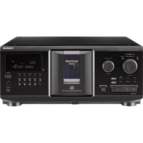CDPCX355 300 Disc MegaStorage Discontinued Manufacturer