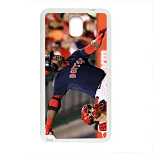 DAZHAHUI Boston Red Sox Phone Case for Samsung Galaxy Note3