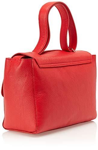 Cbc3319tar Chicca Borse Bag Red rosso Top Women's handle qEETr1