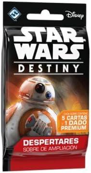 Star Wars - Despertares: Sobres de ampliación Destiny, Juego de ...
