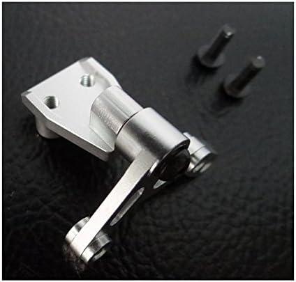 Hot Racing Silver Aluminum Ball Bearing Steering Kit TBR4808