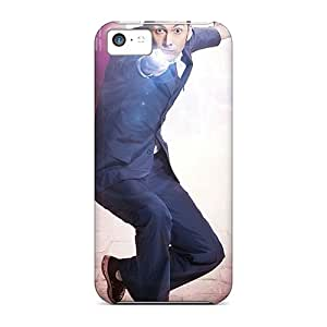 Tough Iphone HPm11356CkPH Cases Covers/ Cases For Iphone 5c(doctor Who Bg)