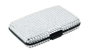 Wylins RFID Credit Card Holder Silver