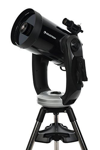 Celestron CPC 1100 StarBright XLT GPS Schmidt-Cassegrain 2800mm Telescope with Tripod and Tube