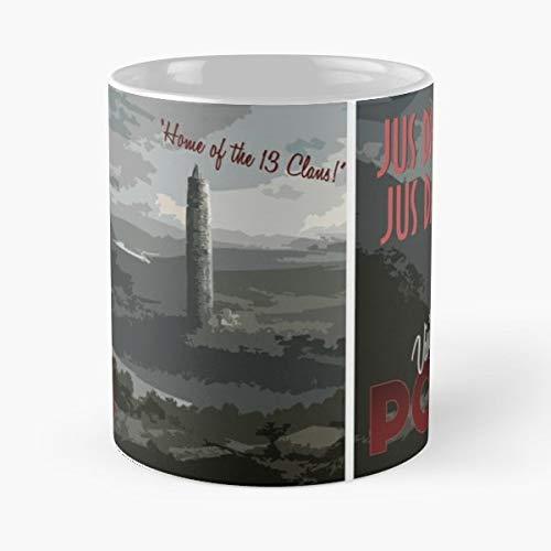 The 100 Polis Lexa Bellamy - Best Gift Ceramic Coffee Mugs 11 Oz