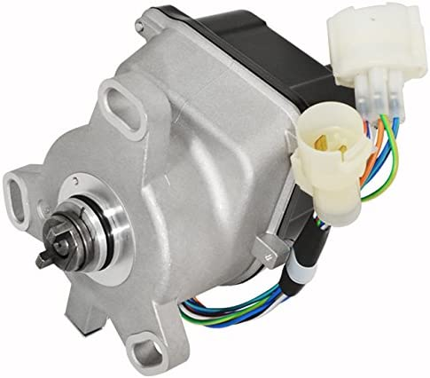 AJP Distributors TD23U Ignition Distributor Module Assembly System For Acura Integra B18 Engine 1994 1995 1996 1997 1998 1999 2000 2001