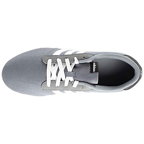 Adidas Heren Vs Skate Grijs / Ftwwht / Cblack