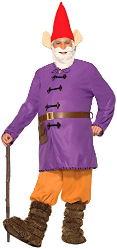 Forum Novelties Men's Garden Gnome Costume, Multi, Standard]()