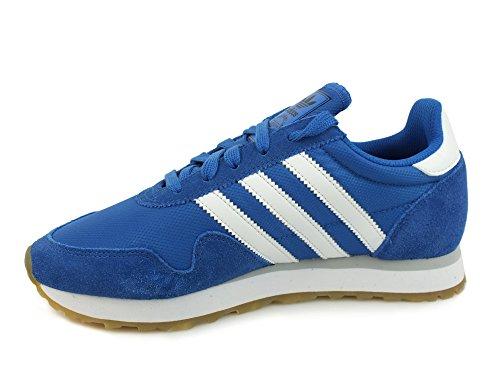 adidas Haven J, Zapatillas de Deporte Unisex Niños, Azul (Azul / Ftwbla / Ftwbla), 38 EU