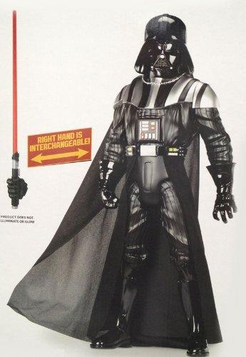 "31"" Exclusive Deluxe Darth Vader Figure W/ Lightsaber Sound EFX"
