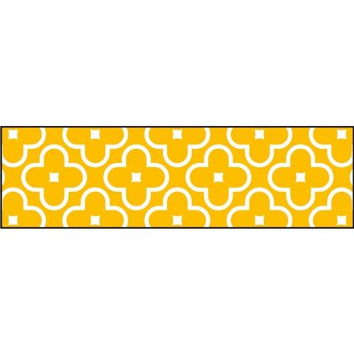 TREND enterprises, Inc. Floral Gold Bolder Borders, 35.75'