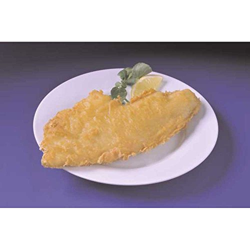 Yuengling Brewers Choice Beer Battered Haddock Fillet, 8 Ounce of 19-21 Pieces, 10 Pound -- 1 ()