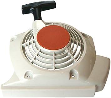 Greenstar - Tapa de Arranque para Desbrodadoras Stihl FS-400, FS-450, FS-480: Amazon.es: Bricolaje y herramientas