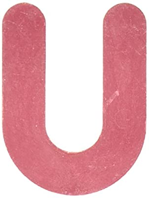 "Bon 21-275 Horse Shoe Shim, 1/8"", Red from Bon Tool"