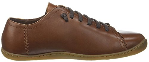 Scarpe Peu Marrone Da Camper 210 Brown Ginnastica Uomo medium Basse COW5dqwd