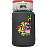 Hori - 3DS-448U Hard Case for Nintendo New 3DS XL, 3DS XL and 3DS - Black