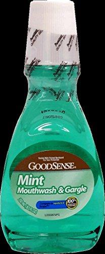 Good Sense Green Mint Mouthwash 250 Ml [12 Pieces] *** Pr...
