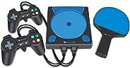 Console Game Station My Arcade Dreamgear com 191 jogos, 2 controladores e raquete sem fio DGUN-2558 Preto e Az