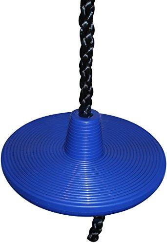 Jungle Gym Kingdom Blue Tree Disc Rope Swing - 3