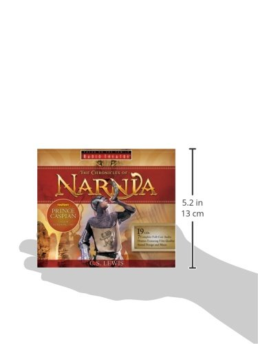 The Chronicles of Narnia Complete Set (Radio Theatre) by Brand: Tyndale Entertainment