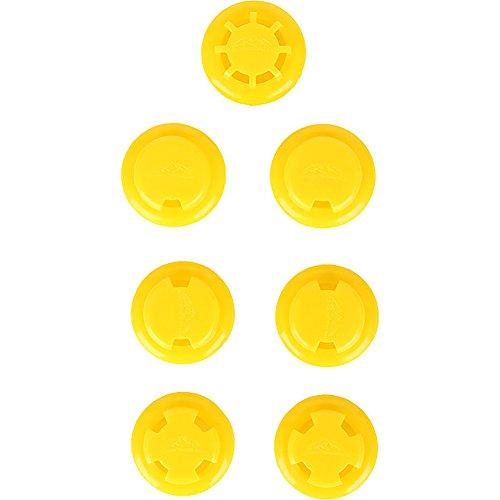 Training Mask Elevation 2.0 Resistance Valves Yellow