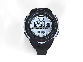 Reloj digital militar a la venta, reloj digital para hombre, pantalla LCD de 12
