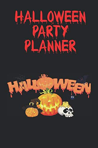 Halloween Party Planner: 9